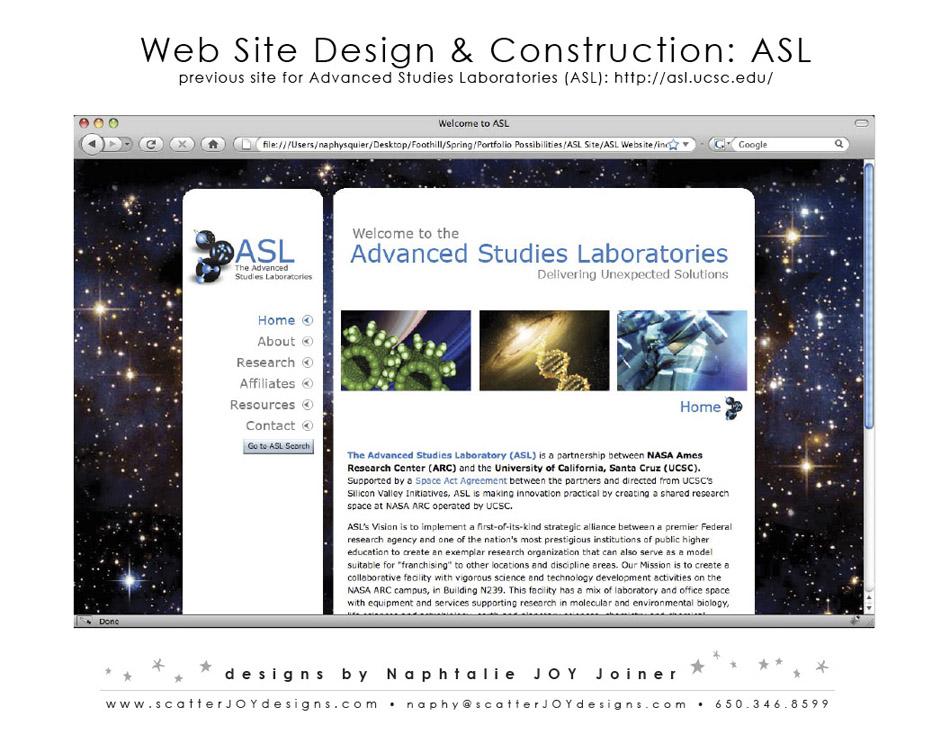 ASL Website