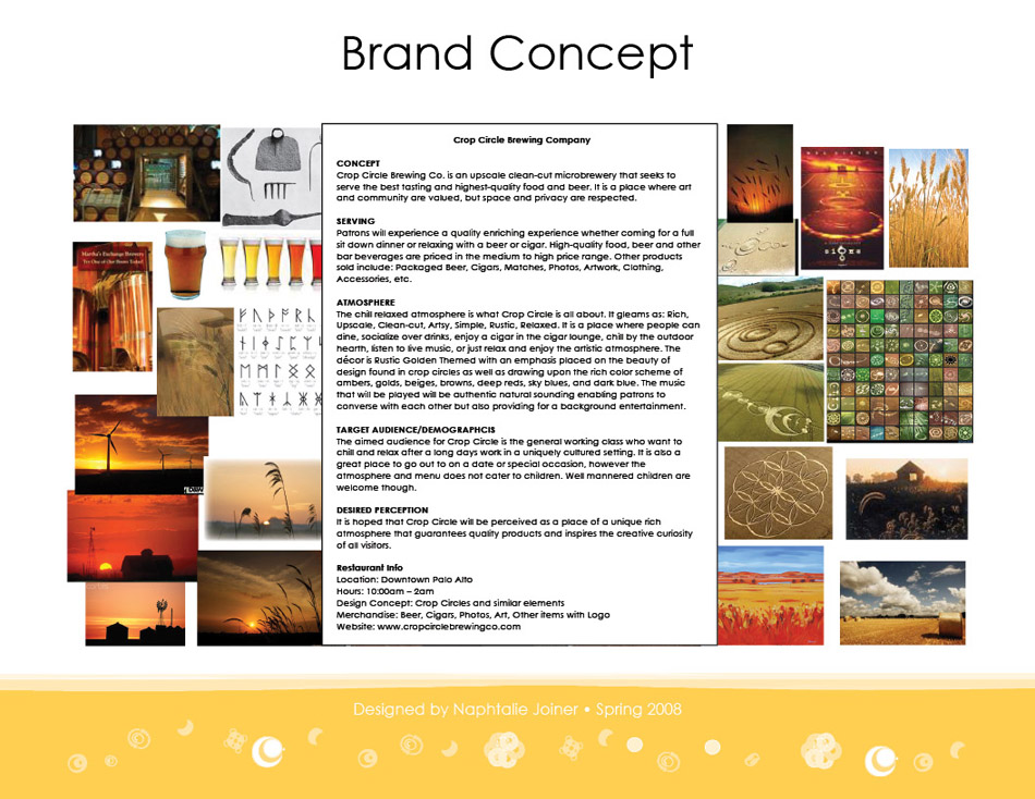 CropCircleBrewingCo_Identity Brand Concept