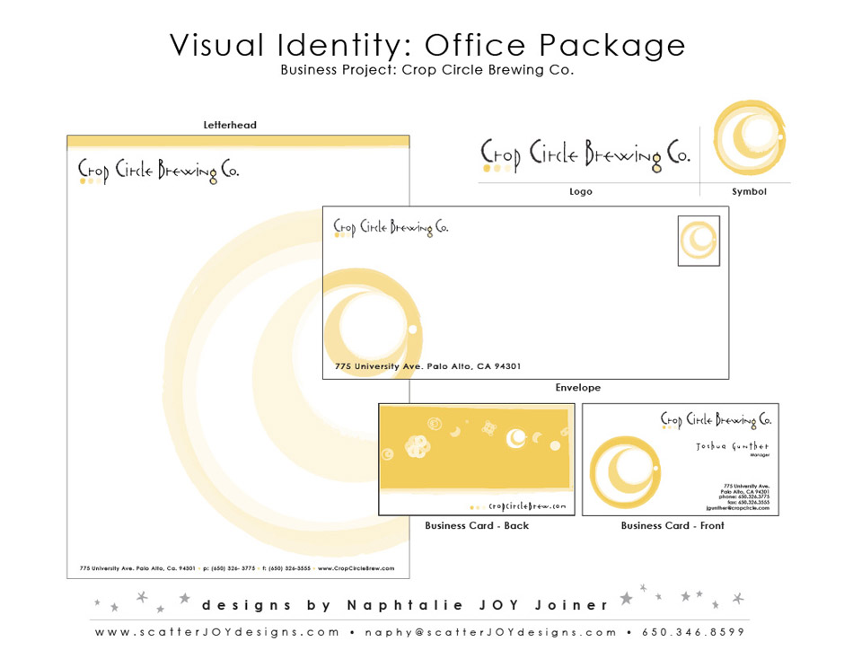 Crop Circle Office Package