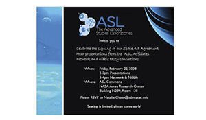 ASL Event Invitation