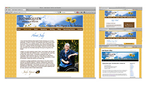 Judy Squier's Website