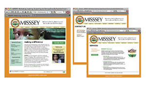 MISSSEY Website