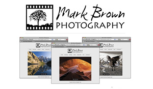 Mark Brown Photography Logo