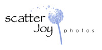 Scatter Joy Photos Logo