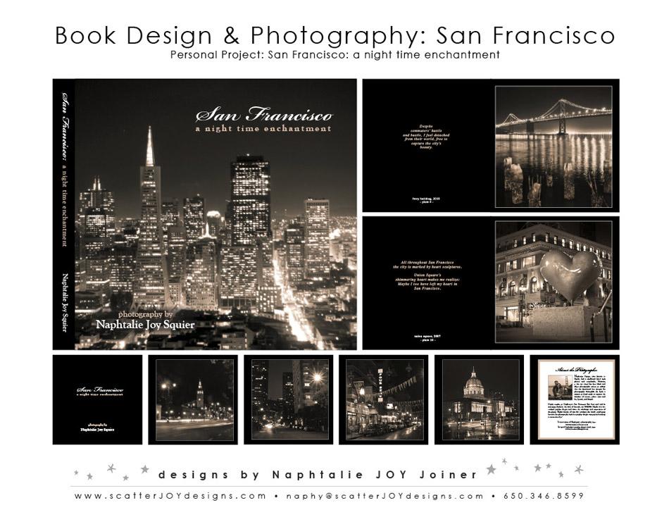 SF Night Photo Book