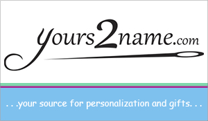 Yours2Name.com Personalized Gifts