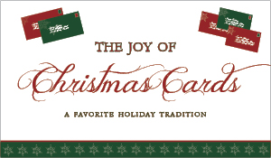 Christmas Cards – A Favorite Holiday Tradition