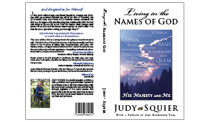 "Announcing the book release of ""Living in the Names of God"""