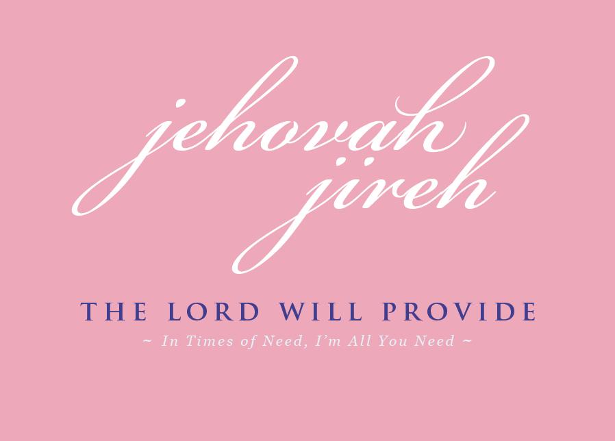 Names-of-God-11-jehovah-jireh