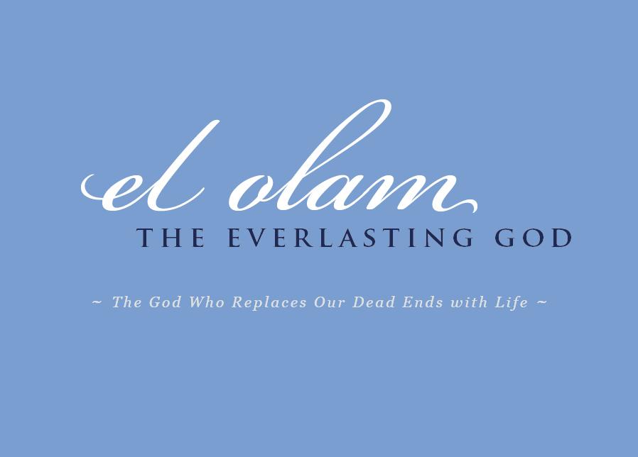 Names-of-God-17-el-olam