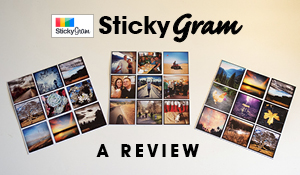 StickyGram: A Fun Way to Give Life to Your Instagram Photos