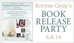 Bonnie Gray's Book Release Party