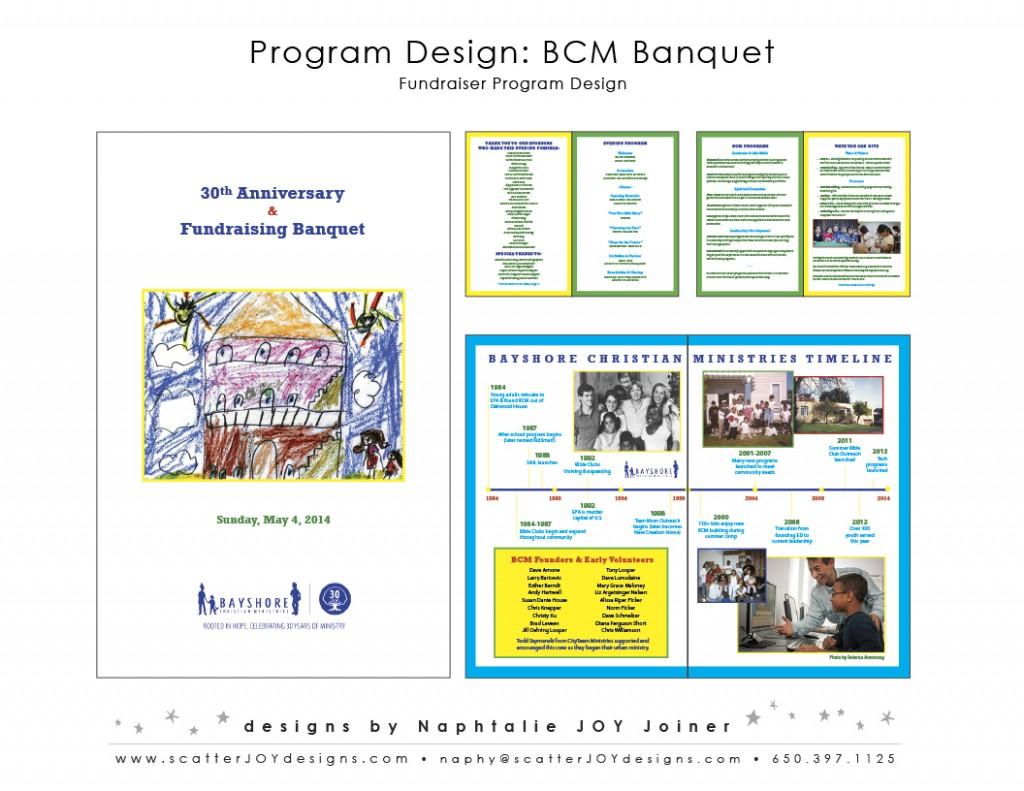 BCM-Banquet-Program