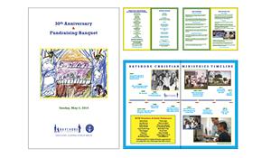 BCM Banquet Program