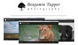 Benjamin Tupper Photography Logo