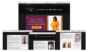 Sehin Belew Website