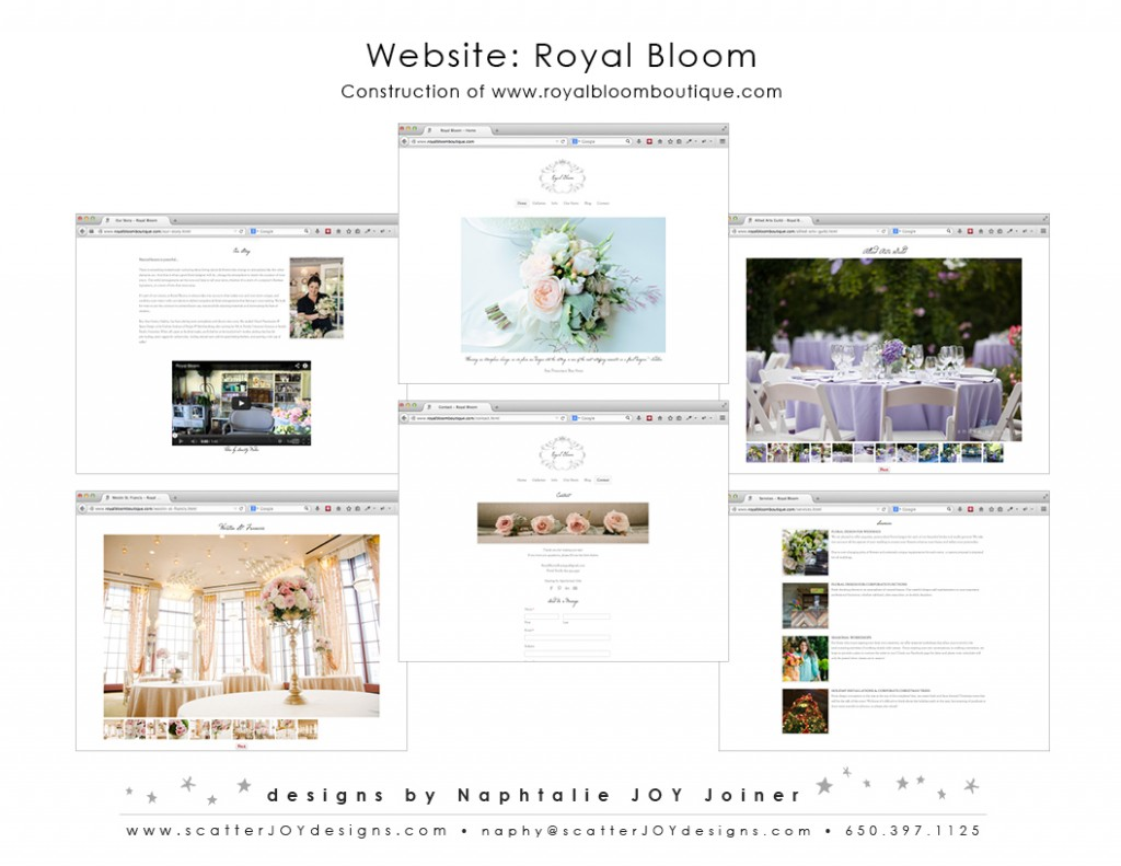 RoyalBloom-Website