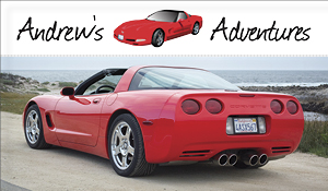 Andrew's Corvette Blog