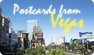 Postcards from Vegas