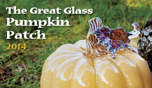 The Great Glass Pumpkin Patch 2014