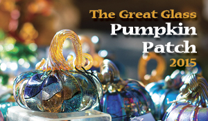 The Great Glass Pumpkin Patch 2015