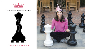 Lauren Goodkind Chess